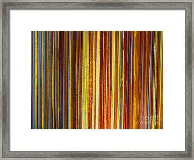 Abstract No.2  Framed Print by Mic DBernardo