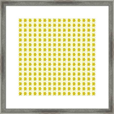 Abstract Square 130 Framed Print by Patrick J Murphy