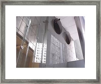 Abstractions IIi Framed Print by Anna Villarreal Garbis