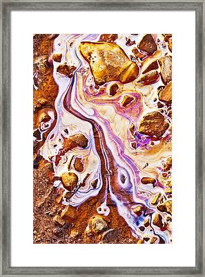 Adam Framed Print by Linda McRae