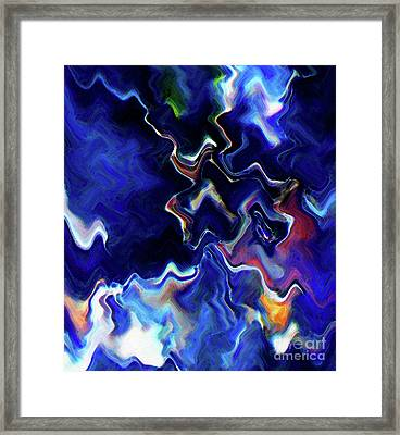 Addictions Framed Print by Terril Heilman