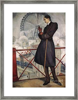 Adolfo Best-maugard Framed Print by Granger