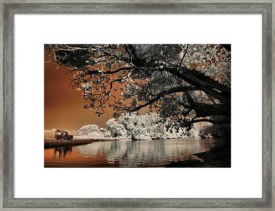Adventure Framed Print by Mario Bennet