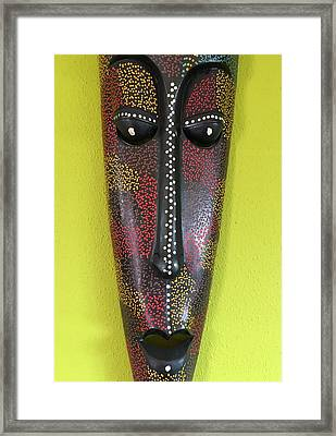 Africa Framed Print by Contemporary Art
