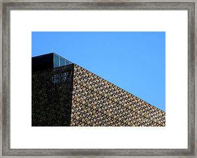 African American History And Culture 2 Framed Print by Randall Weidner