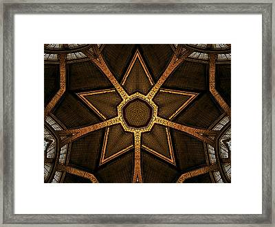 After Deco 5 Framed Print by Wendy J St Christopher