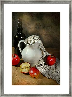 After Five Framed Print by Diana Angstadt