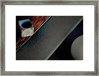 After Hours Framed Print by Odd Jeppesen