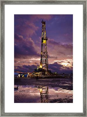 After The Storm Framed Print by Jonas Wingfield