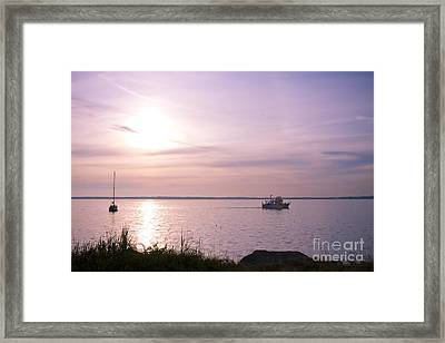 Afternoon Ambiance Framed Print by Idaho Scenic Images Linda Lantzy