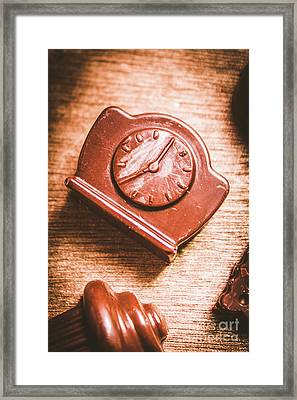 Afternoon Tea Time Framed Print by Jorgo Photography - Wall Art Gallery