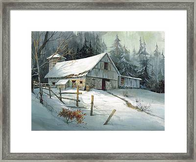Ageless Beauty Framed Print by Michael Humphries