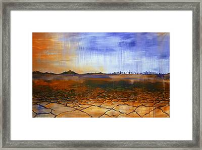 Ages Of Man Framed Print by Chad Rice