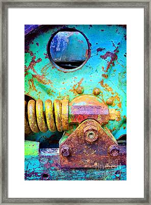 Aging Vividly Framed Print by Tara Turner