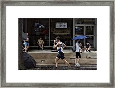 Ai 3 Framed Print by Patrick Biestman