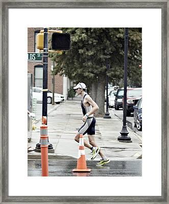 Ai 4 Framed Print by Patrick Biestman