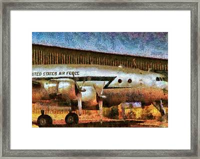 Air - United States Air Force Framed Print by Mike Savad