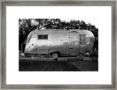 Airstream Life Framed Print by David Lee Thompson