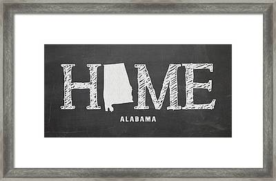 Al Home Framed Print by Nancy Ingersoll