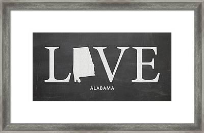 Al Love Framed Print by Nancy Ingersoll
