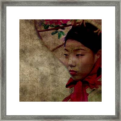Aleumdaum Framed Print by Paul Lovering
