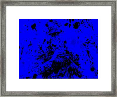 Alex Rodriguez 4c Framed Print by Brian Reaves