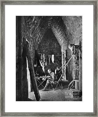 Alfred Percival Maudslay Framed Print by Granger