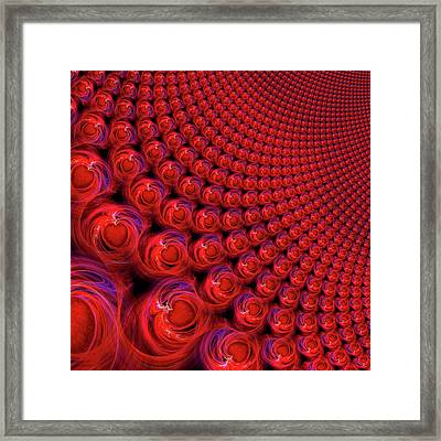All Hearts Beat As One Framed Print by Michael Durst