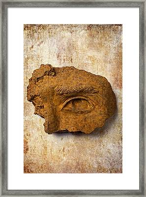 All Seeing Eye Framed Print by Garry Gay