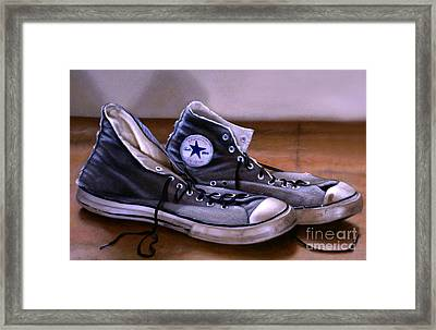 All Stars Framed Print by Larry Preston