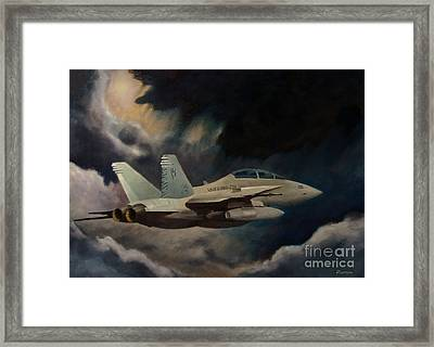 All Weather - Single Craft Framed Print by Stephen Roberson