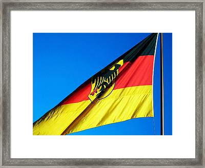 Allemagne ... Framed Print by Juergen Weiss