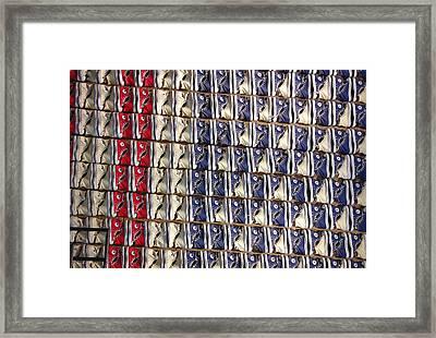 Allstar Wall Framed Print by Sharon Yanai