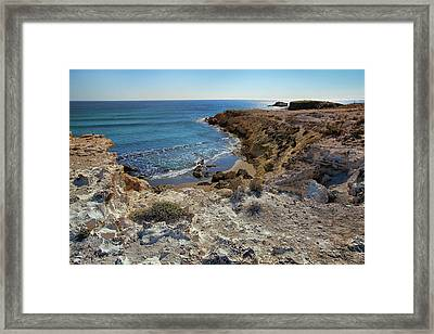 Almeria Framed Print by Contemporary Art