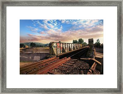 Almost Home Framed Print by Laurie Search