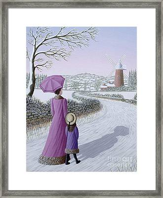 Almost Home Framed Print by Peter Szumowski