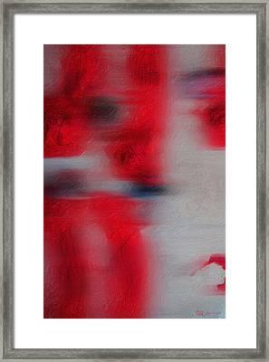 Alternate Realities - Timelines - The Net Is Broken Framed Print by Serge Averbukh