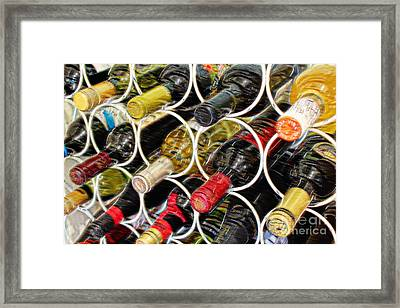 Always Full Framed Print by Clare Bevan