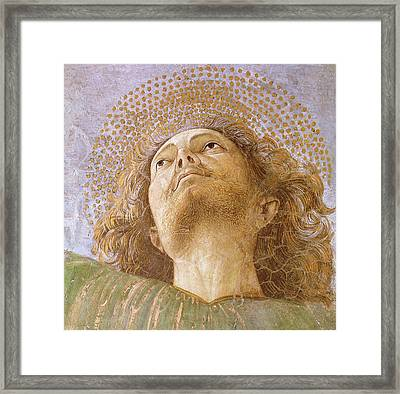 An Apostle Framed Print by Melozzo da Forli