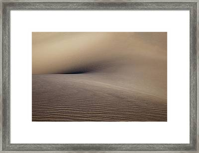 An Illusion Framed Print by Lee Chon