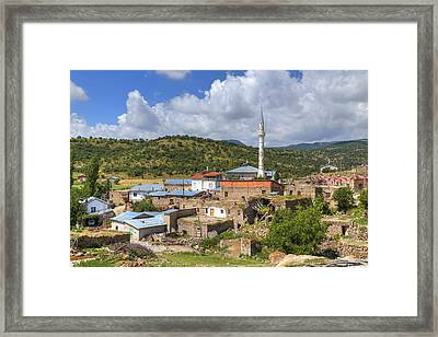 Anatolia - Turkey Framed Print by Joana Kruse