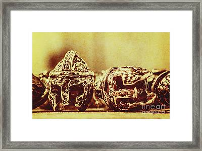 Ancient History Framed Print by Jorgo Photography - Wall Art Gallery