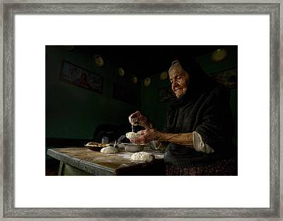 And A Bit Of Soul Framed Print by Mihnea Turcu