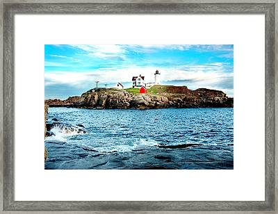 And Yet Another Framed Print by Greg Fortier