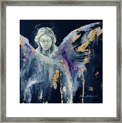 Angel 1 Framed Print by Dorina Costras