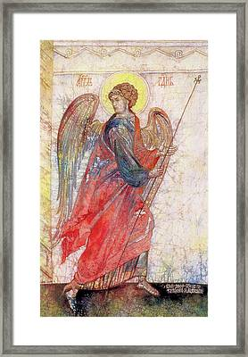 Angel Framed Print by Tanya Ilyakhova