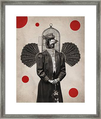 Animal14 Framed Print by Francois Brumas