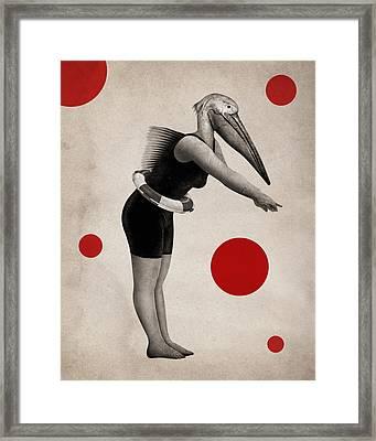 Animal4 Framed Print by Francois Brumas