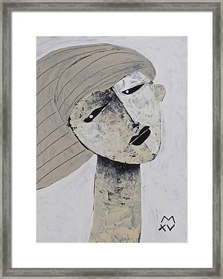 Animus No. 75  Framed Print by Mark M  Mellon