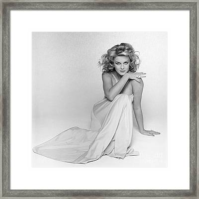 Ann-margret Framed Print by Terry O'Neill